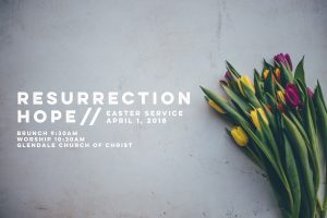 Resurection Hope Easter Service